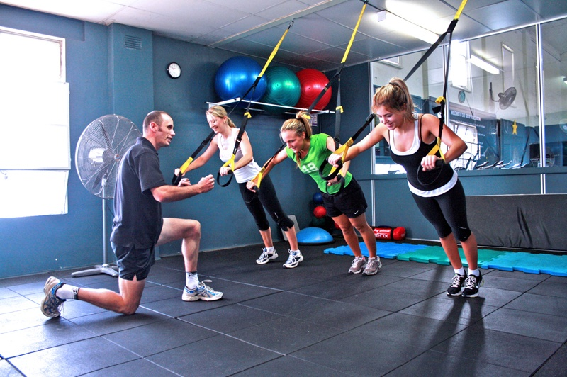 personal trainer trx