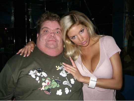ugly guy hot wife