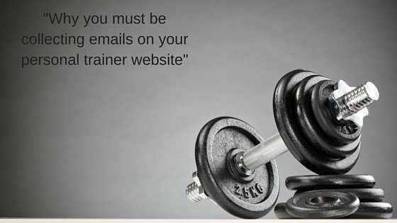 email marketing website personal trainers