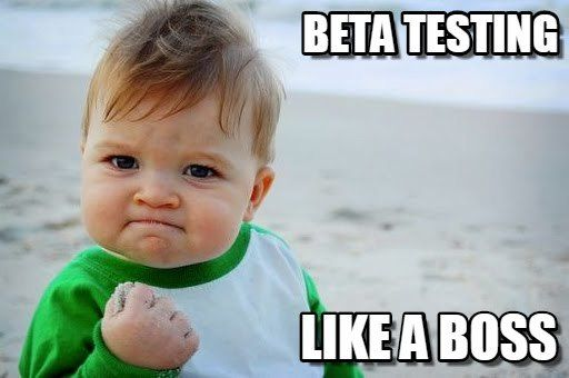personal trainer website beta testing like a boss